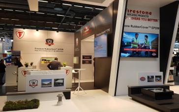 Batimat 2018 Firestone epdm